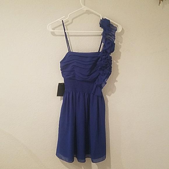 Fortis Dresses & Skirts - Cobalt blue party dress